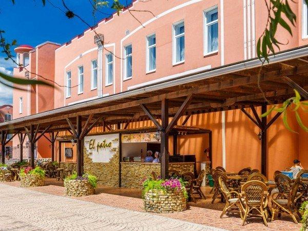Снек-бар «El Patio»