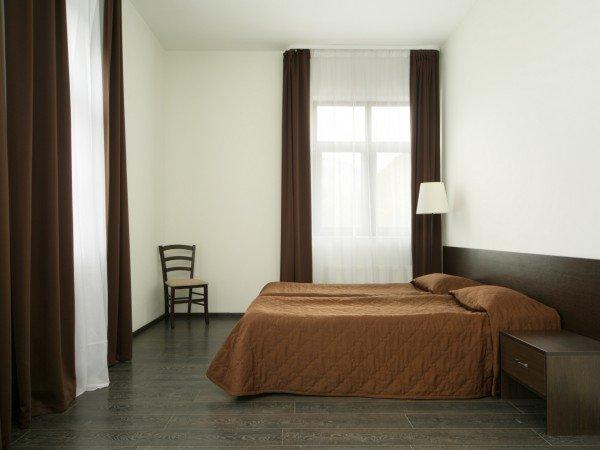 Двухуровневые трехкомнатные апартаменты