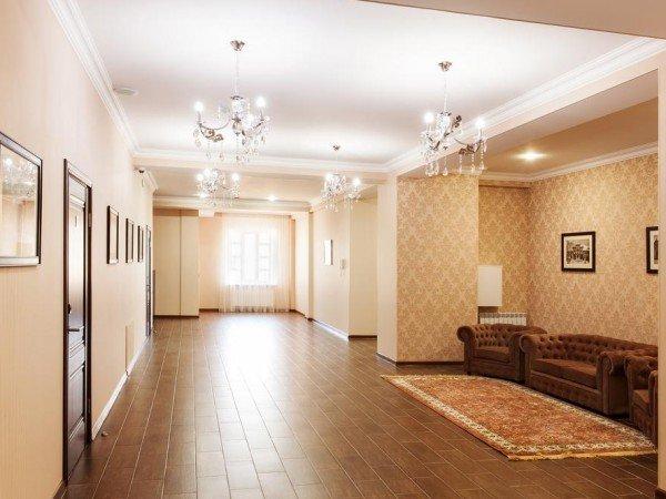 Организация мероприятий в отеле «Курортный»