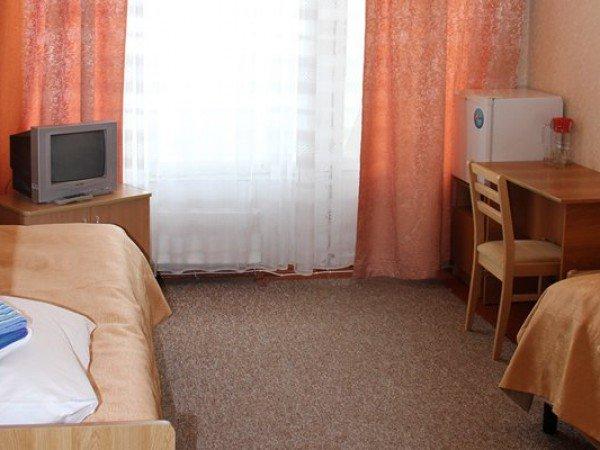 Эконом 2-местный 1-комнатный, корп. 4