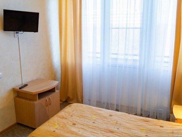 Люкс 2-местный 2-комнатный люкс в корп.2