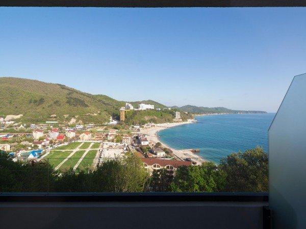 CONN A с панорамным видом на море