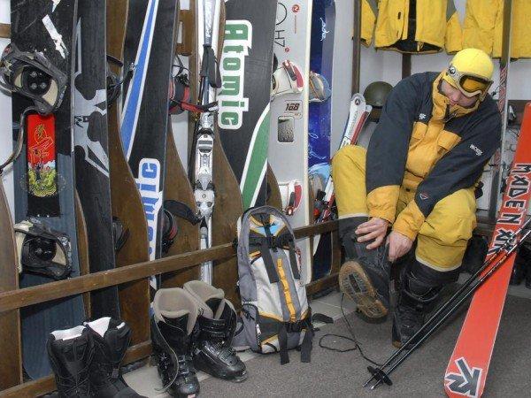 Сушилка горнолыжного оборудования и одежды