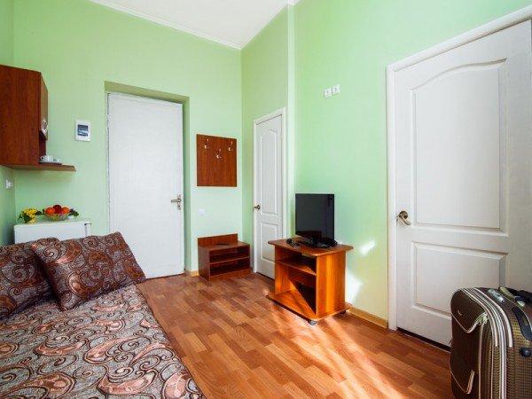 2-комнатный полулюкс (к.№ 1)