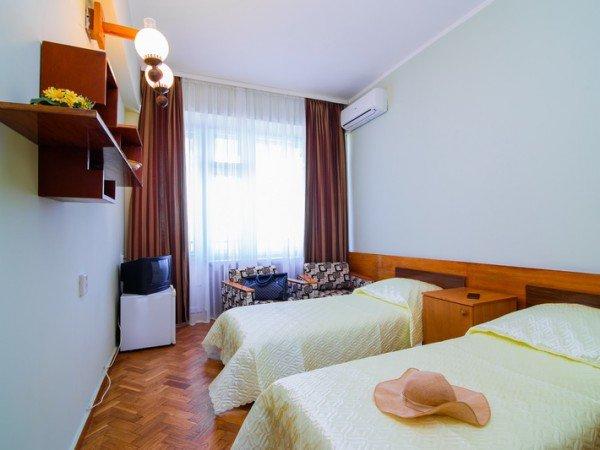 1-комнатный улучшенный (к.№ 4)