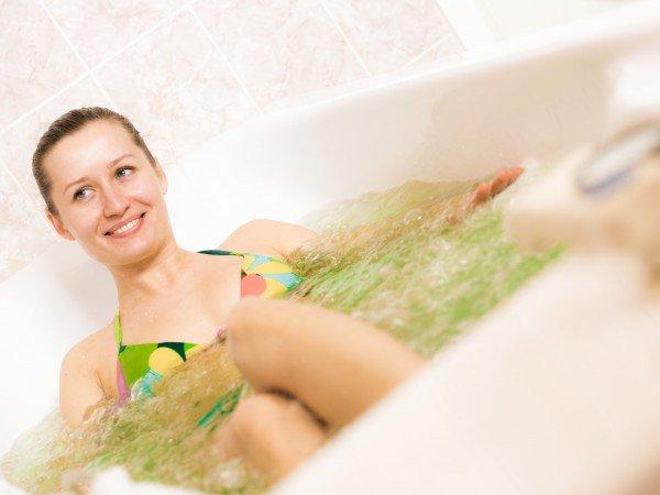 Разнообразные ванны и души