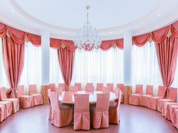Организация мероприятий в отеле «Аквалоо»