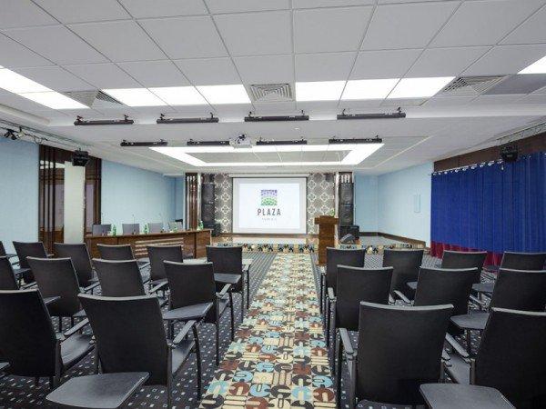 Организация мероприятий в отеле «Plaza-Spa (Плаза Спа)»