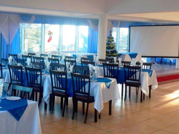 Организация мероприятий в отеле «Ай-Даниль»