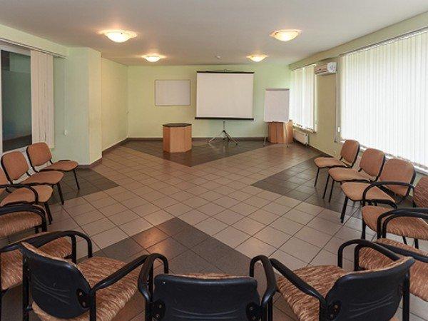 Переговорные комнаты №2, 3, 4
