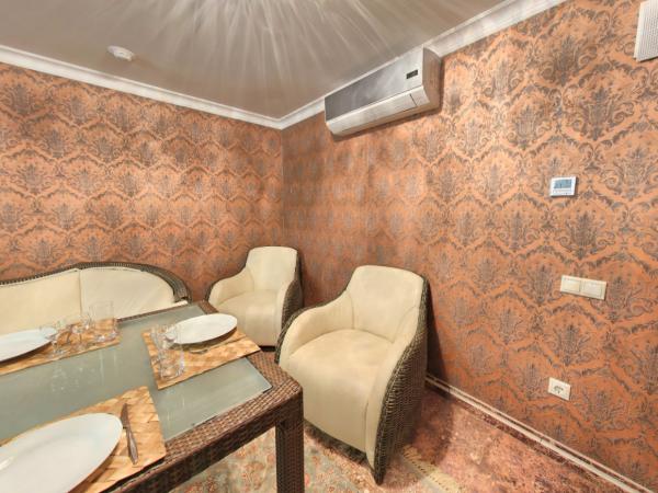Организация мероприятий в отеле «Санаторий имени Анджиевского»