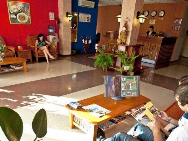 Организация мероприятий в отеле «Малекон»