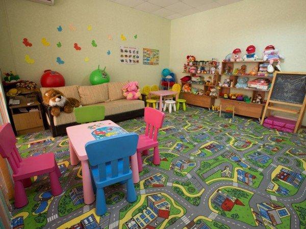 Две детские комнаты