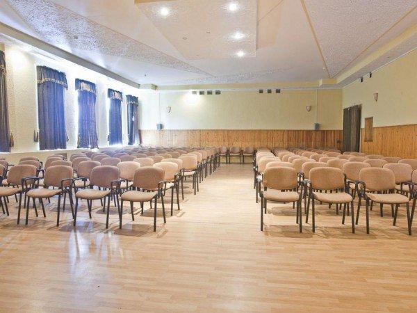 Организация мероприятий в отеле «Небуг»