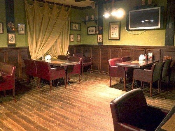 Караоке-зал ресторана «Мяс&Ко»