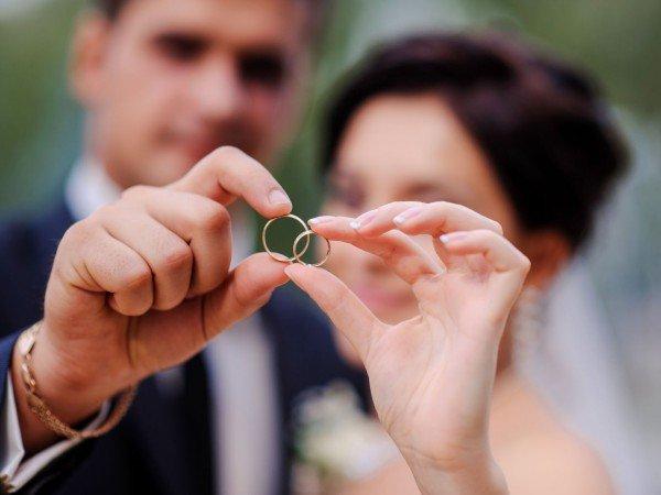 Организация выездной свадебной регистрации