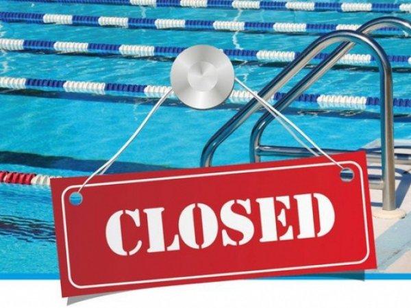 Техническое обслуживание бассейна 03.12 - 12.12.2020