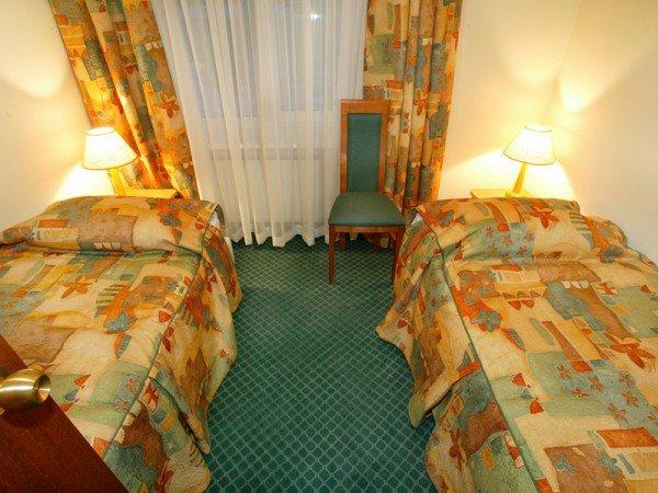 Семейный 2-местный 2-комнатный с балконом