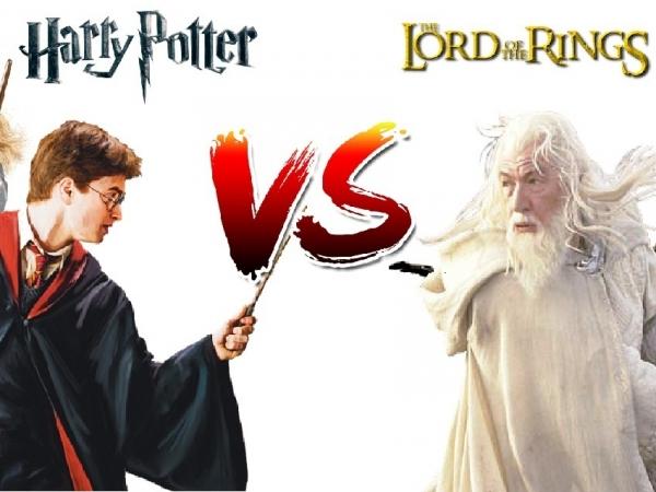 «Властелин колец против Гарри Поттера» (22-24 октября)