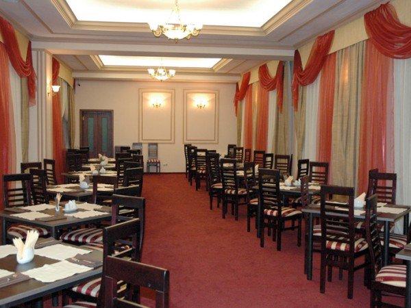 Ресторан «Атлас». Малый зал