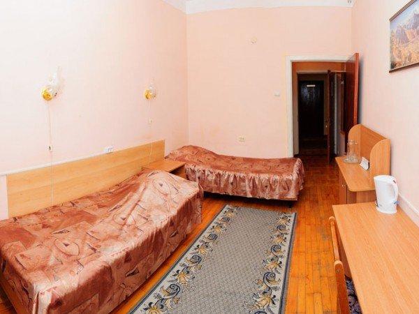 2-местный однокомнатный номер 2 кат. (без балкона)