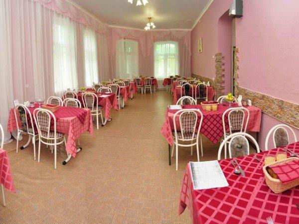 Столовая 1 зал