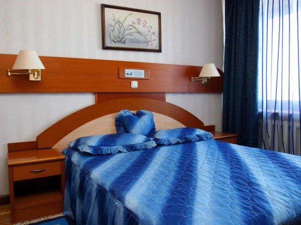 Номера повышенной комфортности 2-комнатные 2-местные