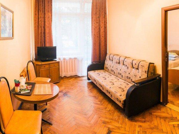 Улучшенный 2 местный 2-комнатный