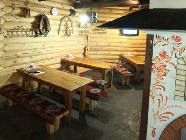 Ресторан «ИZБА»