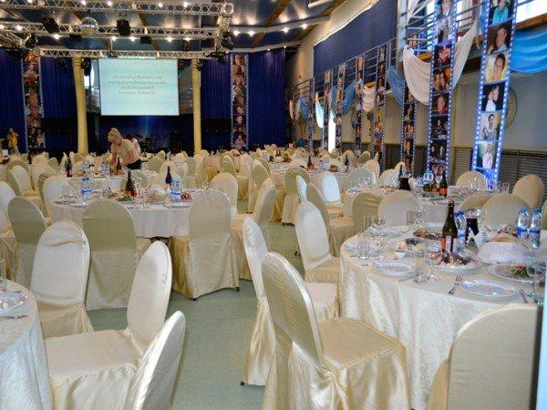 Организация мероприятий в отеле «Новый берег»