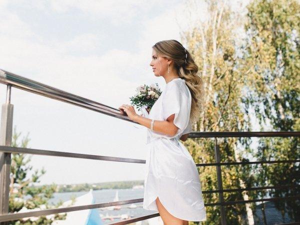 Свадьба в отеле Новый берег