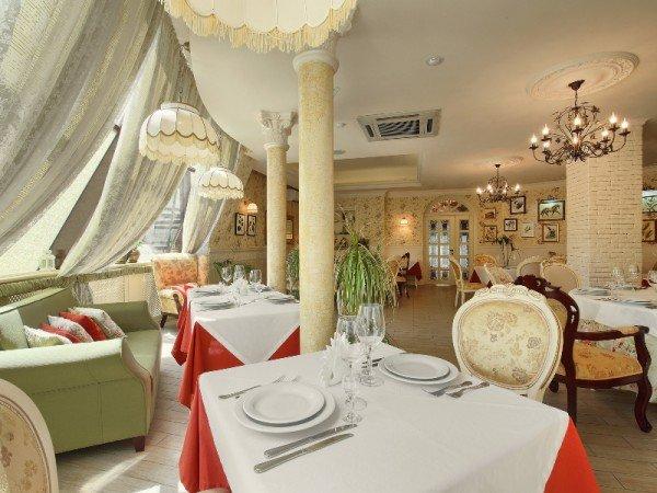 Ресторан «Оранжерея»