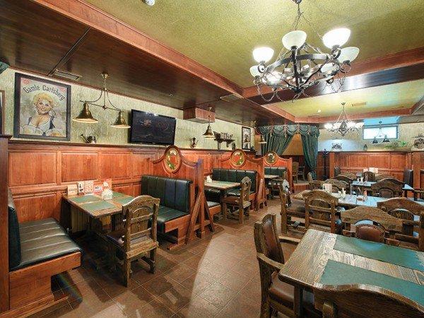 Пивной ресторан «Хмель»