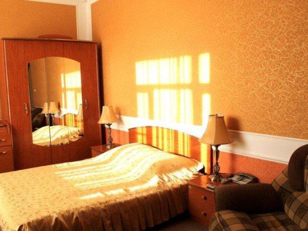 Полулюкс Полулюкс 2-местный 2-комнатный корп.1
