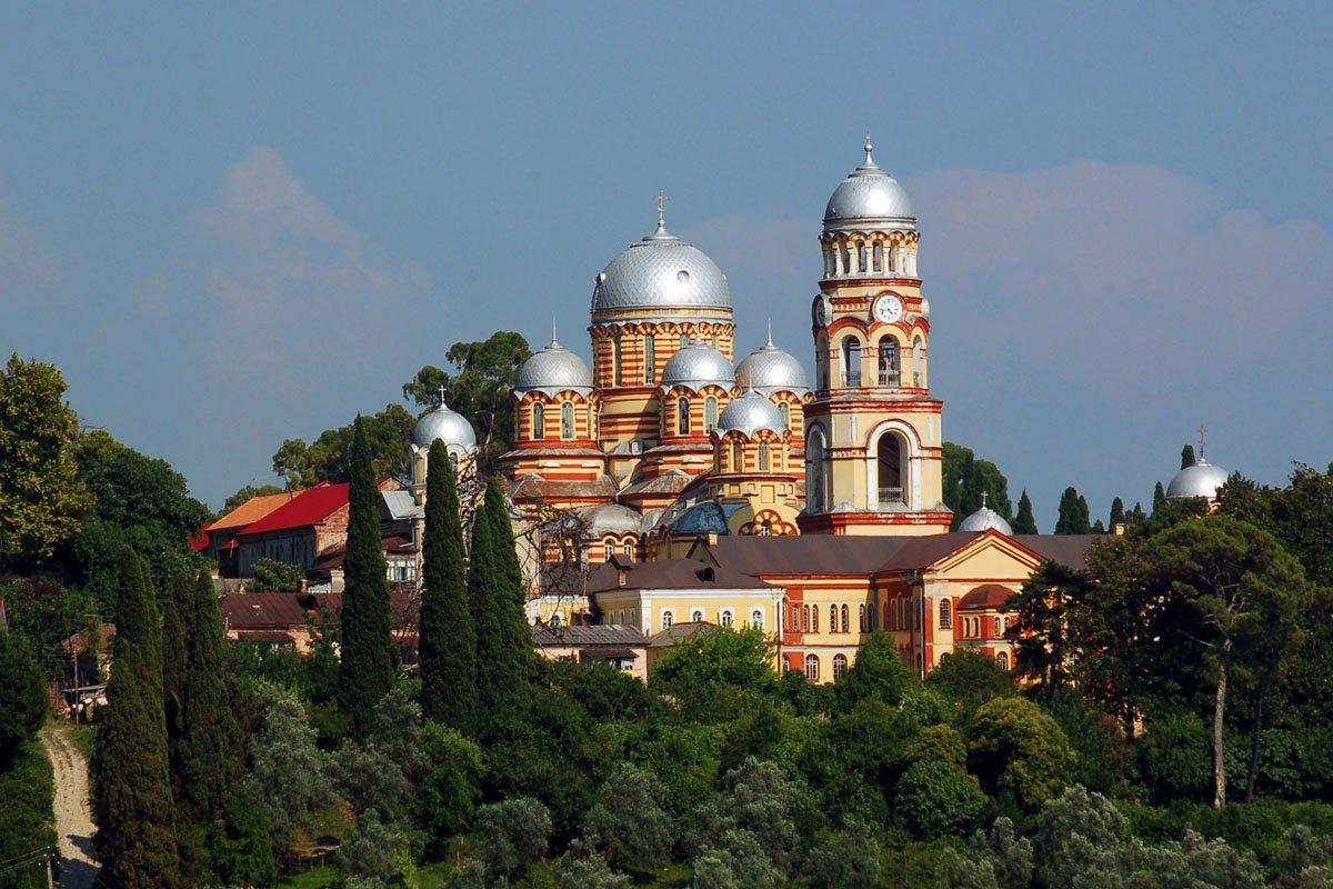 Абхазия в картинках фото достопримечательностей