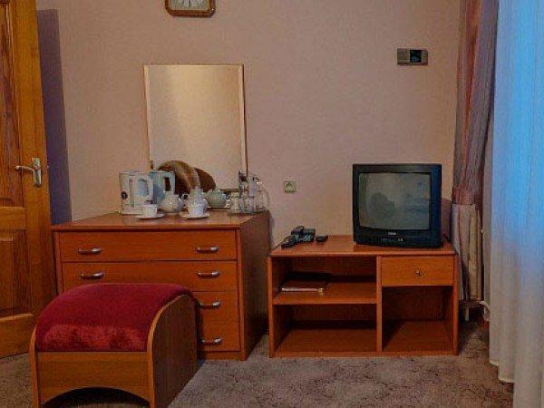Стандарт DBL 1-комнат. 2 местный