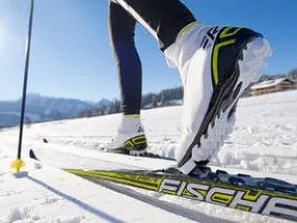 Беговая лыжная трасса
