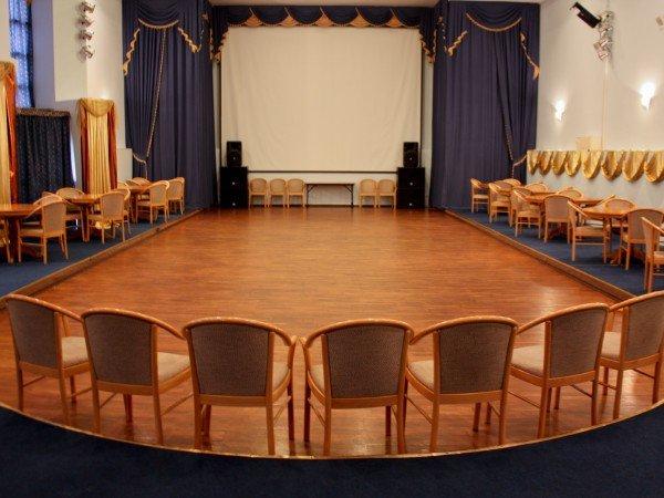 Организация мероприятий в отеле «Буран»