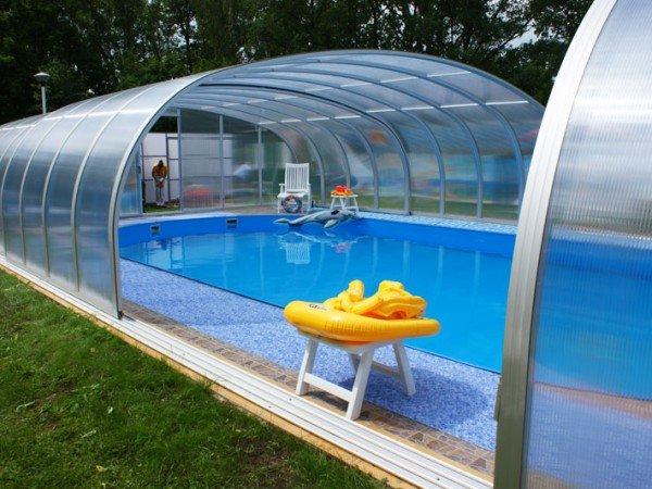 Детский открытый бассейн «Лагуна»