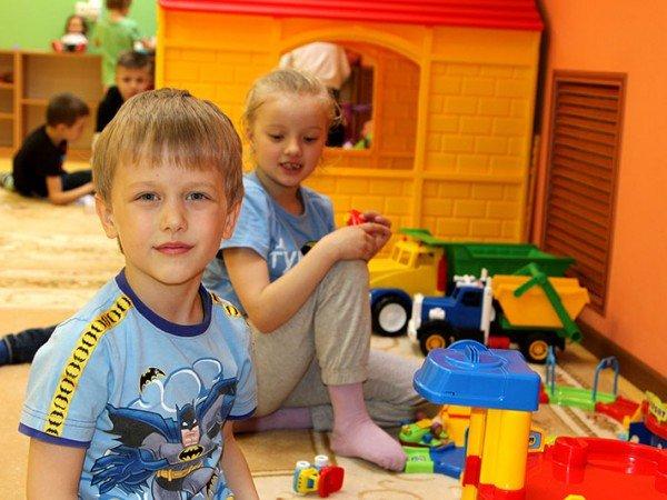 Детский клуб «Непоседы»