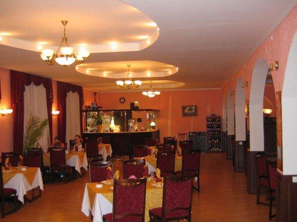 Ресторан «Снегири»