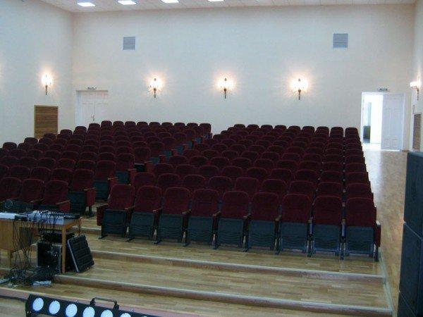 Актовый зал в корпусе №1