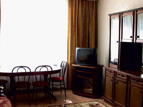 Двухкомнатные 3хместные квартиры