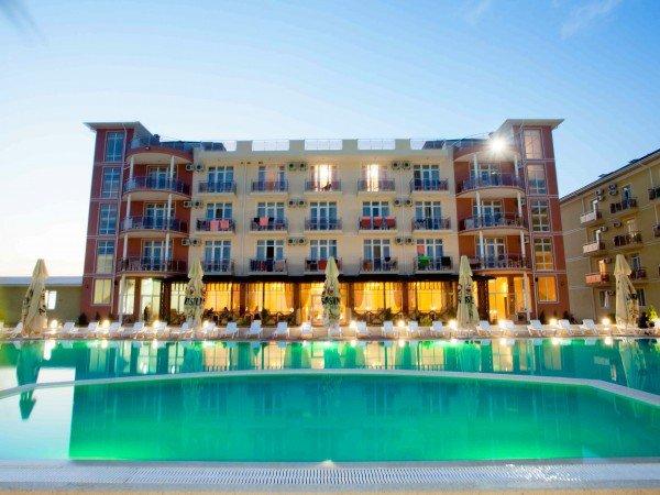 Организация мероприятий в отеле «Venera Resort»
