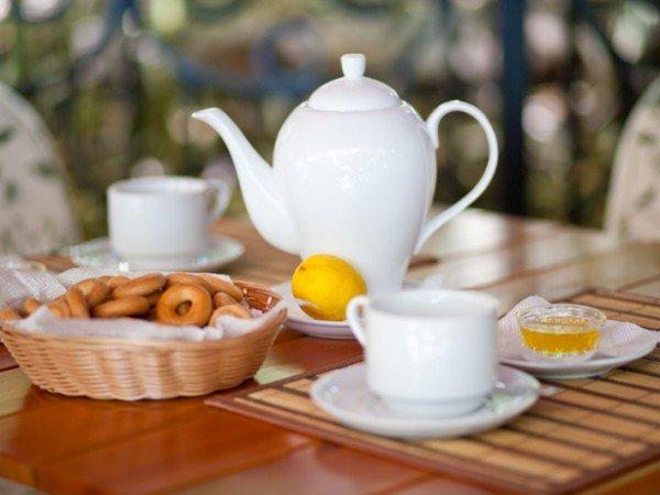 Летнее кафе «Чайный домик»