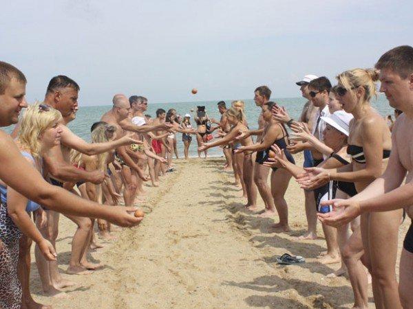 Пляжные вечеринки