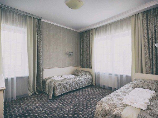 Трехкомнатные апартаменты