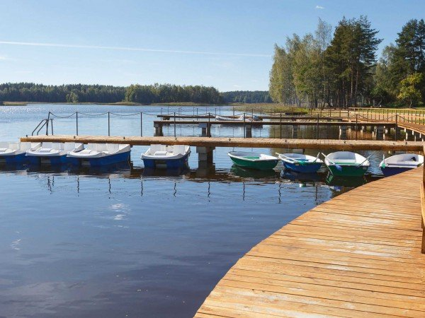 Лодки, байдарки и катамараны