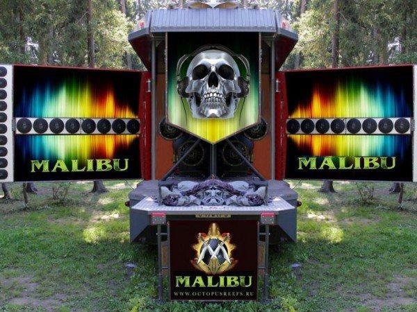 Организация мероприятий в отеле «Малибу»
