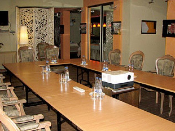 Организация мероприятий в отеле «Люмьер»